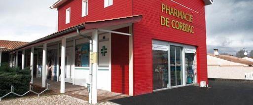 Pharmacie Corbiac,Saint-Médard-en-Jalles