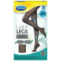 Scholl Light Legs™ Collants 20d Noir Xl à Saint-Médard-en-Jalles