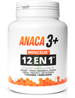 Anaca3+ Minceur 12 En 1 Gélules B/120 à Saint-Médard-en-Jalles
