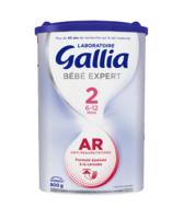 Gallia Bebe Expert Ar 2 Lait En Poudre B/800g à Saint-Médard-en-Jalles