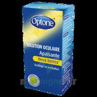 Optone Solution Oculaire Rafraîchissante Yeux Irrités Fl/10ml à Saint-Médard-en-Jalles