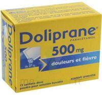 Doliprane 500 Mg Poudre Pour Solution Buvable En Sachet-dose B/12 à Saint-Médard-en-Jalles