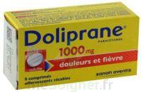 Doliprane 1000 Mg Comprimés Effervescents Sécables T/8 à Saint-Médard-en-Jalles