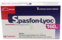 Spasfon Lyoc 160 Mg, Lyophilisat Oral à Saint-Médard-en-Jalles