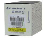 Bd Microlance 3, G30 1/2, 0,30 Mm X 13 Mm, Jaune  à Saint-Médard-en-Jalles