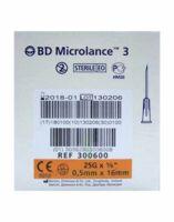 Bd Microlance 3, G25 5/8, 0,5 Mm X 16 Mm, Orange  à Saint-Médard-en-Jalles