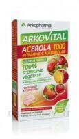Arkovital Acérola 1000 Comprimés à Croquer B/30 à Saint-Médard-en-Jalles