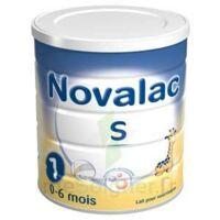 Novalac S 1 Lait En Poudre Satiétant 1er âge B/800g à Saint-Médard-en-Jalles