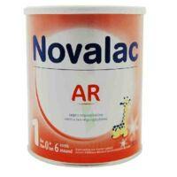 Novalac Ar 0-6 Mois Lait En Poudre Antirégurgitation B/800g à Saint-Médard-en-Jalles
