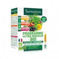 Santarome Bio Programme Ultra Minceur Solution Buvable 30 Ampoules/10ml à Saint-Médard-en-Jalles