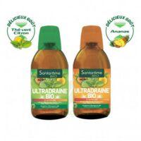 Ultradraine Bio Solution Buvable Thé Vert Citron Fl/500ml à Saint-Médard-en-Jalles