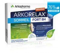 Arkorelax Sommeil Fort 8h Comprimés B/15 à Saint-Médard-en-Jalles