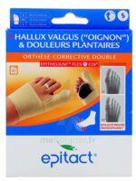 Orthese Corrective Double Epitact A L'epithelium Flex +26 Taille S Pied Gauche à Saint-Médard-en-Jalles