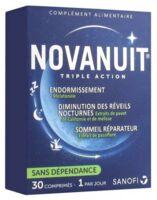 Novanuit Triple Action Comprimés B/30 à Saint-Médard-en-Jalles