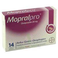 Mopralpro 20 Mg Cpr Gastro-rés Film/14 à Saint-Médard-en-Jalles