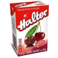 Bonbons Sans Sucre Halter Cerise à Saint-Médard-en-Jalles