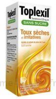 Toplexil 0,33 Mg/ml Sans Sucre Solution Buvable 150ml à Saint-Médard-en-Jalles