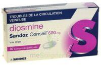 Diosmine Sandoz Conseil 600 Mg, Comprimé Pelliculé à Saint-Médard-en-Jalles