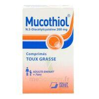Mucothiol 200 Mg Cpr Pell Fl/20 à Saint-Médard-en-Jalles