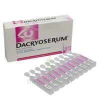 Dacryoserum Solution Pour Lavage Ophtalmique En Récipient Unidose 20unidoses/5ml à Saint-Médard-en-Jalles