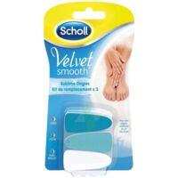 Scholl Velvet Smooth Ongles Sublimes Kit De Remplacement à Saint-Médard-en-Jalles