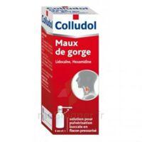Colludol Solution Pour Pulvérisation Buccale En Flacon Pressurisé Fl/30 Ml + Embout Buccal à Saint-Médard-en-Jalles