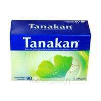 Tanakan 40 Mg, Comprimé Enrobé Pvc/alu/90 à Saint-Médard-en-Jalles