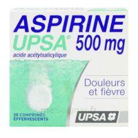 Aspirine Upsa 500 Mg, Comprimé Effervescent à Saint-Médard-en-Jalles