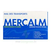 Mercalm, Comprimé Pelliculé Sécable à Saint-Médard-en-Jalles