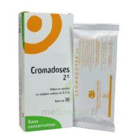 Cromadoses 2 Pour Cent, Collyre En Solution En Récipient Unidose à Saint-Médard-en-Jalles