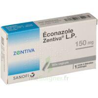 Econazole Zentiva Lp 150 Mg, Ovule à Libération Prolongée à Saint-Médard-en-Jalles
