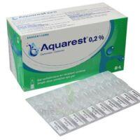 Aquarest 0,2 %, Gel Opthalmique En Récipient Unidose à Saint-Médard-en-Jalles