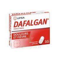 Dafalgan 1000 Mg Comprimés Pelliculés Plq/8 à Saint-Médard-en-Jalles