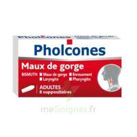 Pholcones Bismuth Adultes, Suppositoire à Saint-Médard-en-Jalles