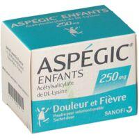 Aspegic Enfants 250, Poudre Pour Solution Buvable En Sachet-dose à Saint-Médard-en-Jalles