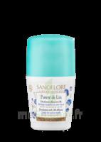 Sanoflore Déodorant Pureté De Lin Roll-on/50ml à Saint-Médard-en-Jalles