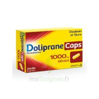 Dolipranecaps 1000 Mg Gélules Plq/8 à Saint-Médard-en-Jalles