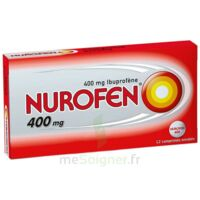 Nurofen 400 Mg Comprimés Enrobés Plq/12 à Saint-Médard-en-Jalles