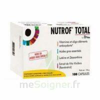 Nutrof Total Caps Visée Oculaire B/180 à Saint-Médard-en-Jalles