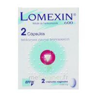 Lomexin 600 Mg Caps Molle Vaginale Plq/2 à Saint-Médard-en-Jalles