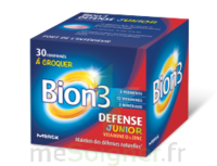 Bion 3 Défense Junior Comprimés à Croquer Framboise B/30 à Saint-Médard-en-Jalles