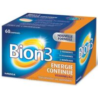 Bion 3 Energie Continue Comprimés B/60 à Saint-Médard-en-Jalles
