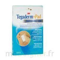 Tegaderm + Pad, 5 Cm X 7 Cm , Bt 5 à Saint-Médard-en-Jalles