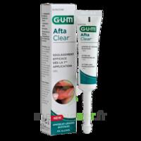 Gum Aftaclear Gel Aphtes Lésions Buccales 10ml à Saint-Médard-en-Jalles