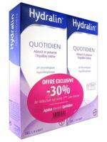 Hydralin Quotidien Gel Lavant Usage Intime 2*200ml à Saint-Médard-en-Jalles