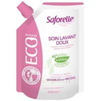 Saforelle Solution Soin Lavant Doux Eco-recharge/400ml à Saint-Médard-en-Jalles