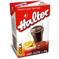 Halter Bonbon Sans Sucre Cola B/40g à Saint-Médard-en-Jalles