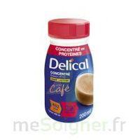 Delical Boisson Hp Hc Concentree Nutriment Café 4bouteilles/200ml à Saint-Médard-en-Jalles