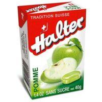 Halter Sans Sucre Bonbon Pomme B/40g à Saint-Médard-en-Jalles