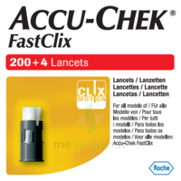 Accu-chek Fastclix Lancettes B/204 à Saint-Médard-en-Jalles